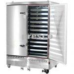 Mesin Pengukus Nasi (Heavy duty Gas Rice Cooker) 24 Tray