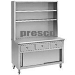 SLD 02 lemari dapur denga laci dan lemari bawah