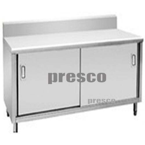 SMK 50 meja kompor dengan lemari