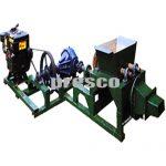 mesin cetak batu bata press